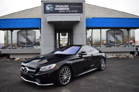 mercedes benz for sale salt lake city ut