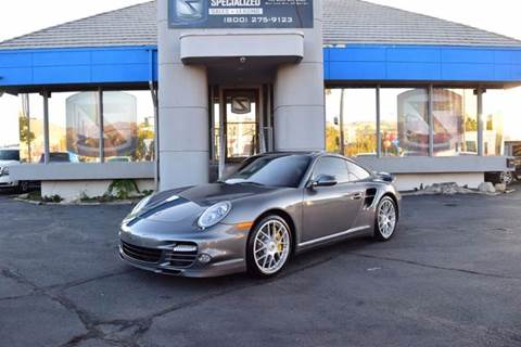 2012 Porsche 911 for sale in Salt Lake City, UT