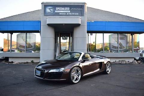 2012 Audi R8 for sale in Salt Lake City, UT