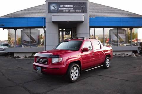 2006 Honda Ridgeline for sale in Salt Lake City, UT