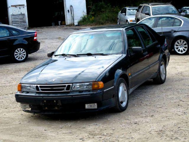 1997 Saab 9000