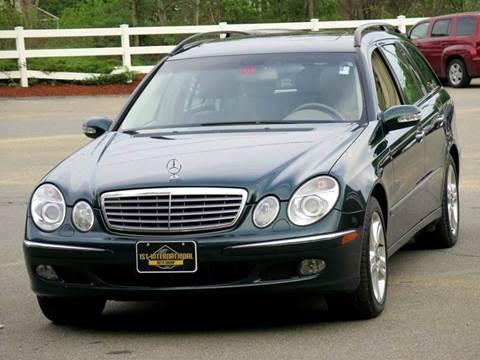 2006 Mercedes-Benz E-Class for sale in Merrimack, NH