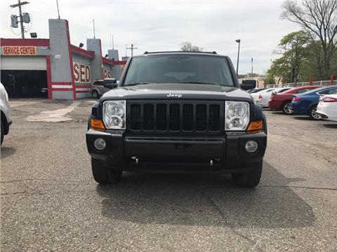 2006 Jeep Commander for sale in Detroit, MI
