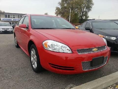 2013 Chevrolet Impala for sale in Murray, UT