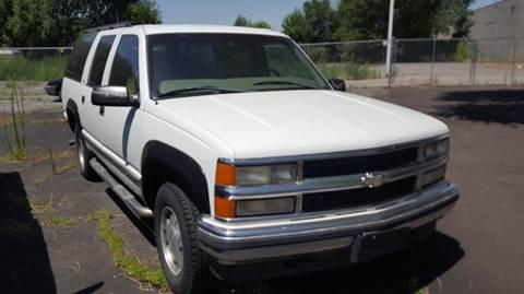 1999 Chevrolet Suburban for sale in Murray, UT