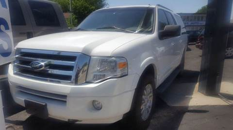 2012 Ford Expedition EL for sale in Murray UT