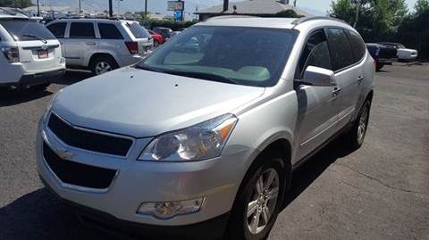 2012 Chevrolet Traverse for sale in Murray UT
