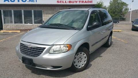2003 Chrysler Voyager for sale in Murray, UT