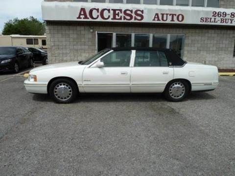 1999 Cadillac DeVille for sale in Murray, UT