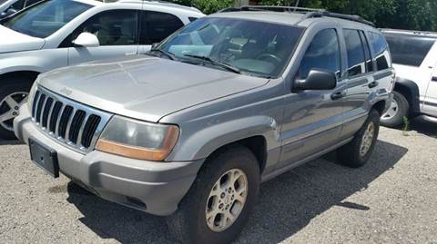 2000 Jeep Grand Cherokee for sale in Murray, UT