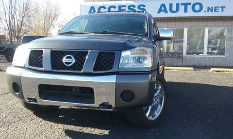 2007 Nissan Armada for sale in Murray, UT
