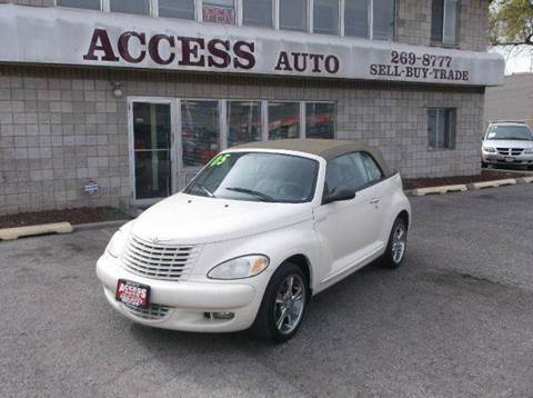 2005 Chrysler PT Cruiser for sale in Murray UT