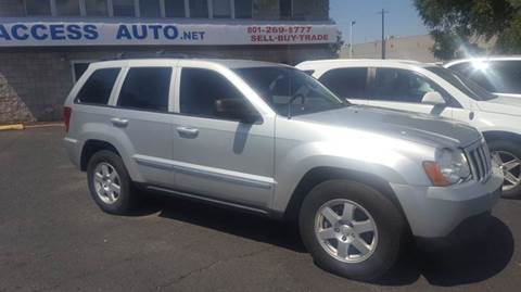 2010 Jeep Grand Cherokee for sale in Murray UT