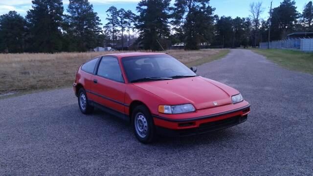 1990 Honda Civic CRX