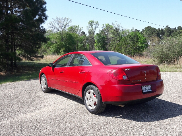 2006 Pontiac G6 4dr Sedan w/1SV - Magnolia TX