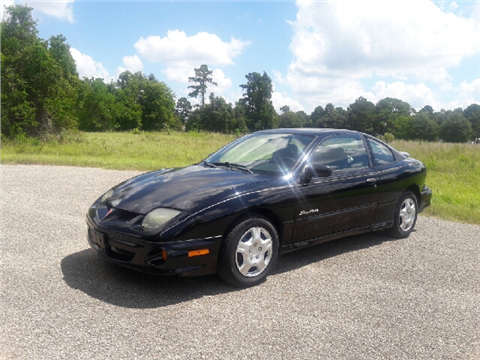 2002 Pontiac Sunfire for sale in Magnolia, TX