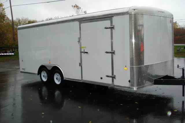 2014 US Cargo 20 ft Enclosed Car Hauler