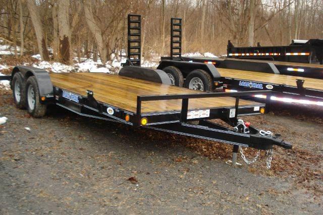 2015 Load Trail Car Hauler