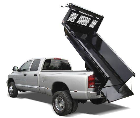 2014 Cam Superline  6 ft Dump Insert w/ Cab Protec