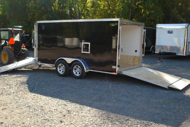 2016 Lightning 19 ft Enclosed Snowmobile Trai  - Holley NY