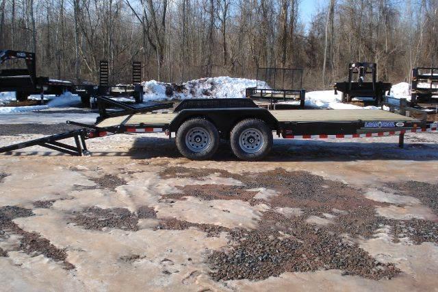 2015 Load Trail 20 Ft Equipment Hauler, 14K