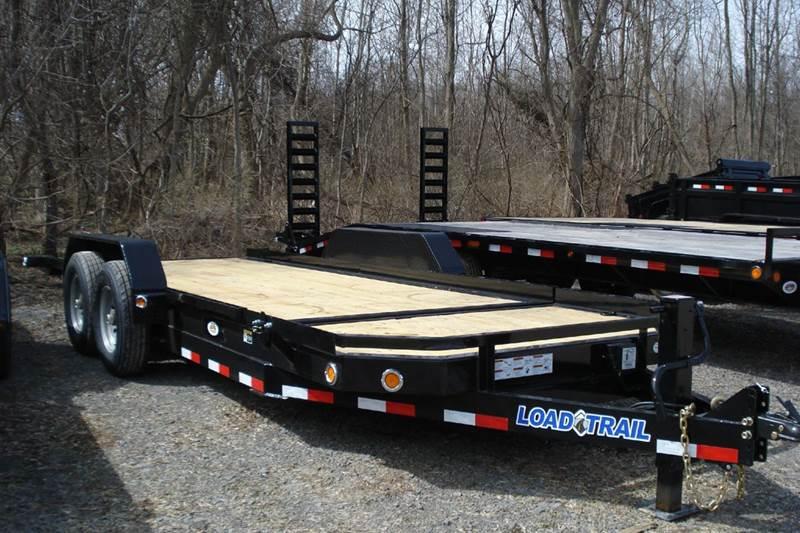 2015 Load Trail Tilt Deck