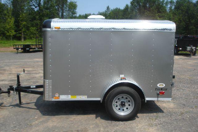 2015 Continental Cargo cargo trailer