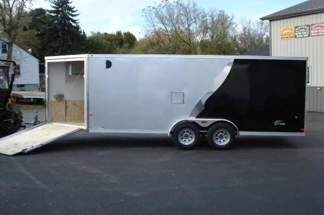 2014 Neo 7x22 ft Enclosed Aluminum, 3 Place