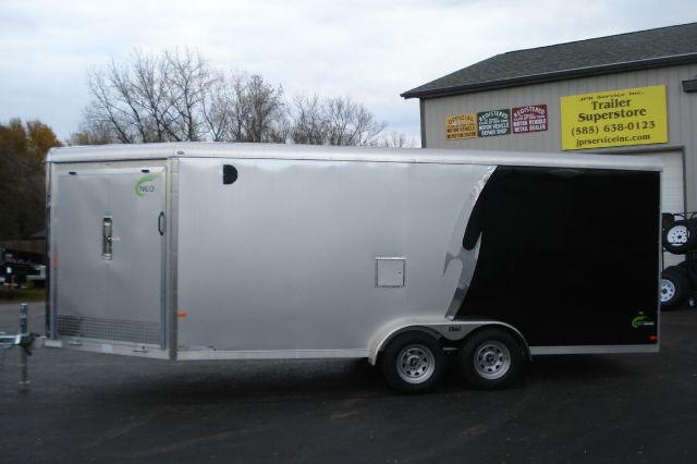 2014 Neo 7x22 Snowmobile Trailer, 3 Place, Extra Height