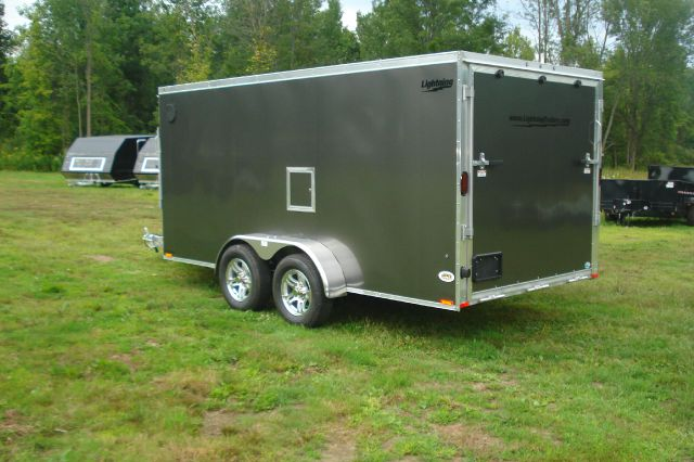 2014 Amera-lite 23 ft Aluminum Enclosed Snowmobile Trailer  - Holley NY