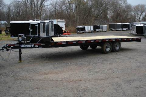 2016 Diamond C Deckover Equipment  Trailer