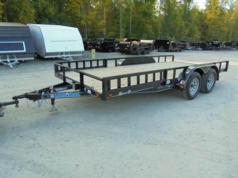 2016 Load Trail 16 Ft Tandem Axle Utility Trai