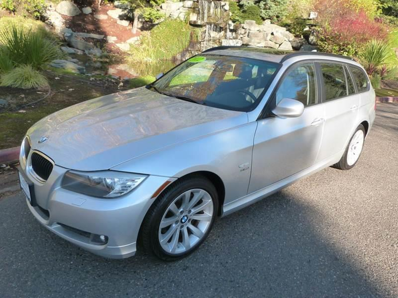 2012 BMW 3 Series AWD 328i XDrive 4dr Wagon