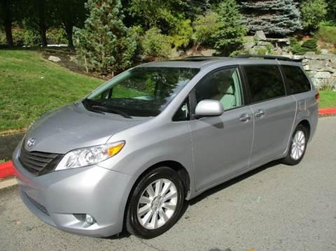 2011 Toyota Sienna for sale in Kirkland, WA
