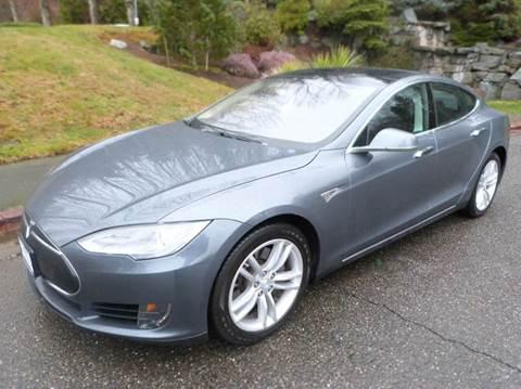 2013 Tesla Model S for sale in Kirkland, WA