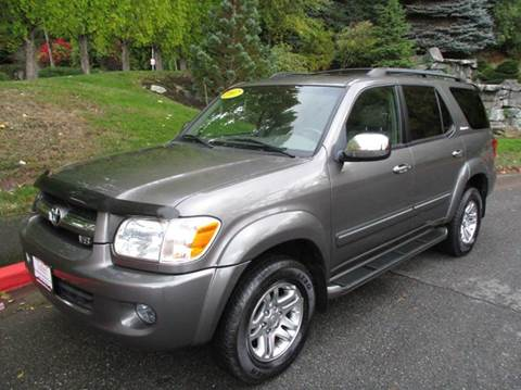 2007 Toyota Sequoia for sale in Kirkland, WA