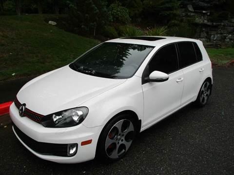 2010 Volkswagen GTI for sale in Kirkland, WA