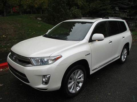 2012 Toyota Highlander Hybrid for sale in Kirkland, WA