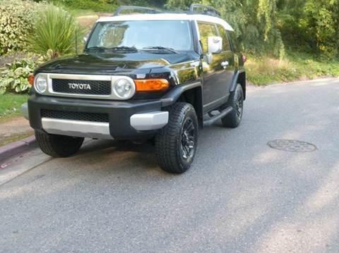 2007 Toyota FJ Cruiser for sale in Kirkland, WA