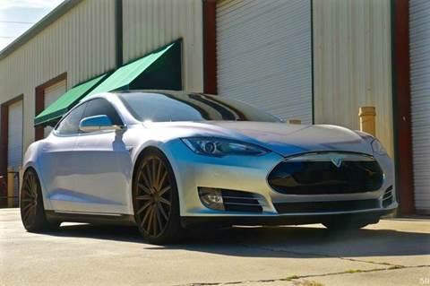 2013 Tesla Model S for sale in Mt. Carmel, PA