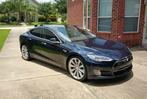 2014 Tesla Model S for sale in Mt. Carmel, PA