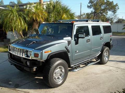 2005 HUMMER H2 for sale in Mt. Carmel, PA