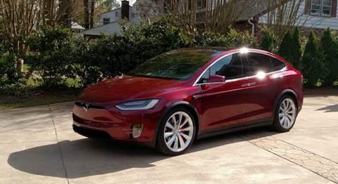 2016 Tesla Model X for sale in Mt. Carmel, PA