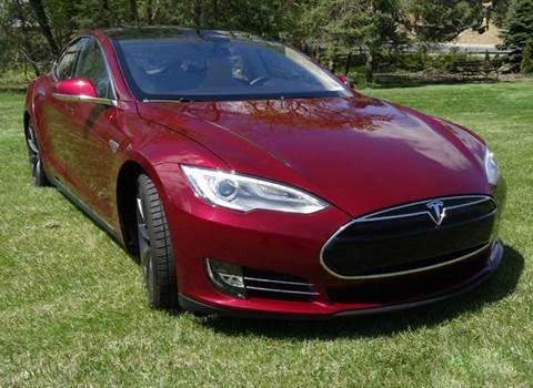 2012 Tesla Model S for sale in Mt. Carmel, PA
