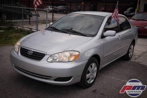 2008 Toyota Corolla for sale in Orlando, FL