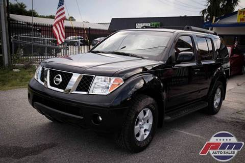 2006 Nissan Pathfinder for sale in Orlando, FL