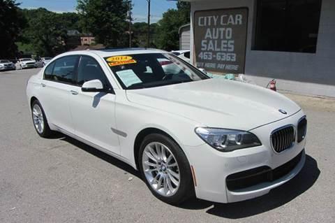 2014 BMW 7 Series for sale in Nashville, TN