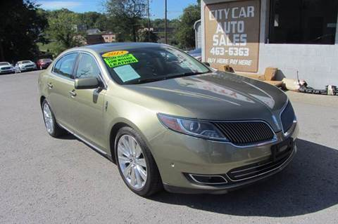 2013 Lincoln MKS for sale in Nashville, TN