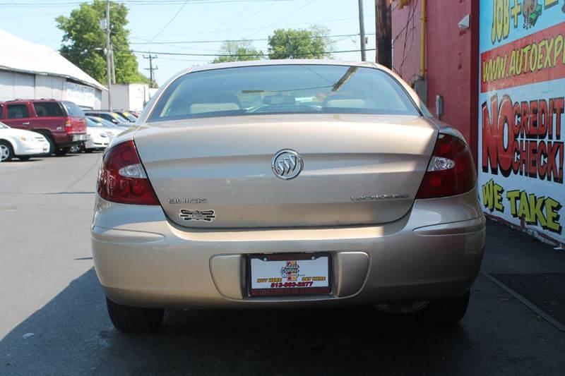 2005 Buick LaCrosse CX 4dr Sedan - Hamilton OH