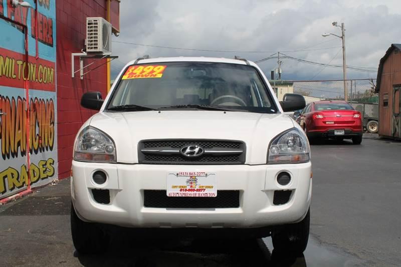 2008 Hyundai Tucson GLS 4dr SUV - Hamilton OH